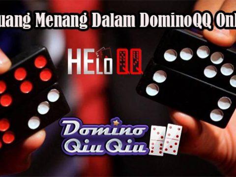 Peluang Menang Dalam DominoQQ Online