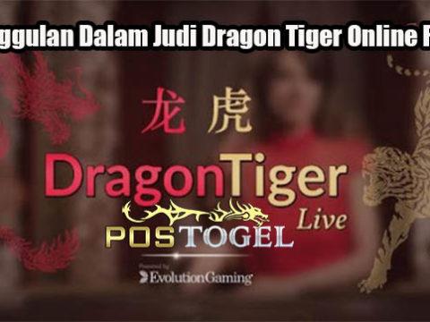 Keunggulan Dalam Judi Dragon Tiger Online Resmi
